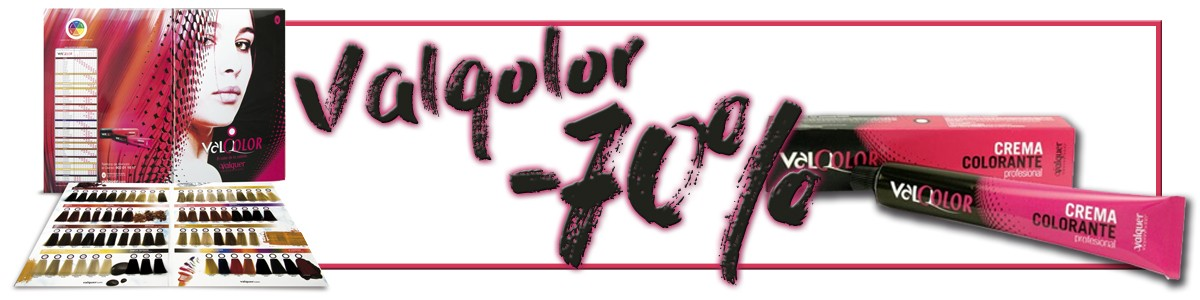 Valqolor: Coloración profesional