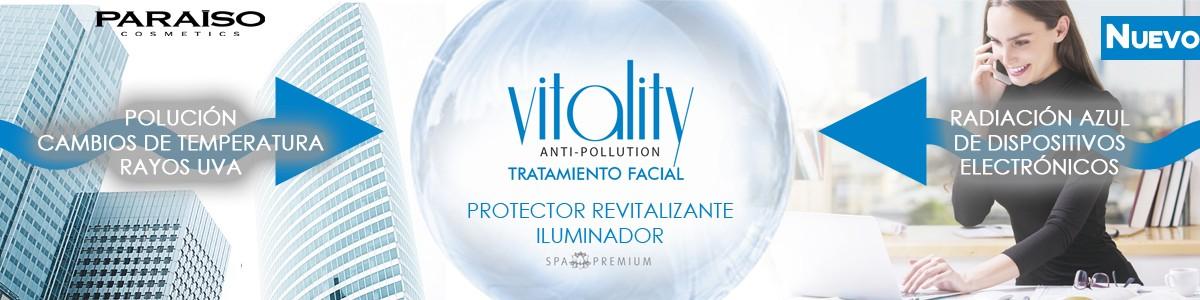 Vitality Paraiso Cosmetics