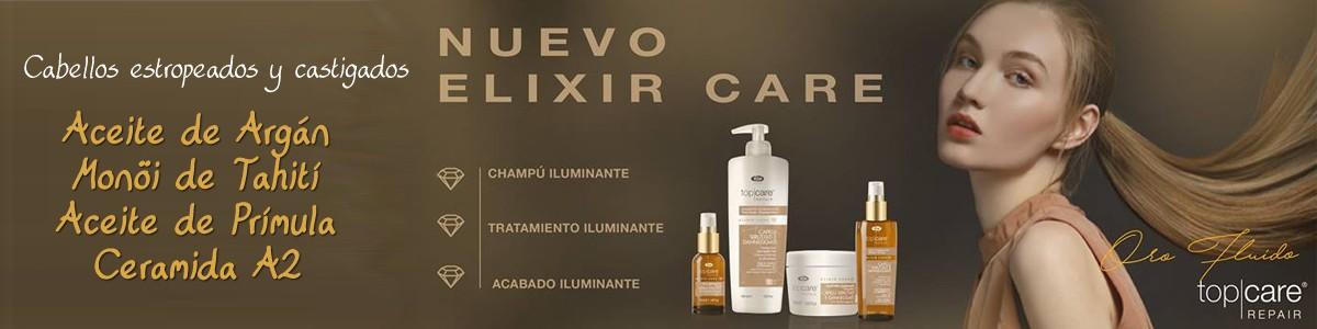Aceite de Argán, Ceramidas... Oro Fluido para tu cabello