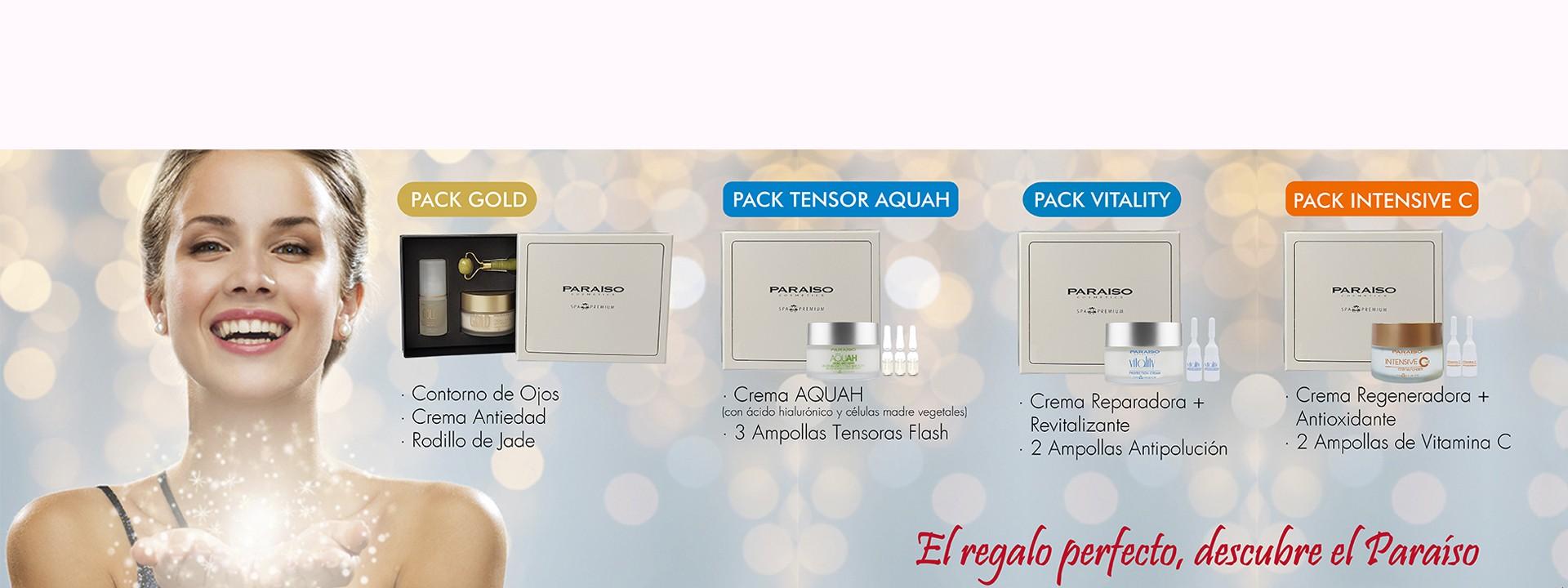 Pack cosmético ideal para regalo